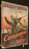 ARMATA I-A ROMANA IN CAMPANIA DIN VEST (23 AUGUST 1944-9 MAI 1945)