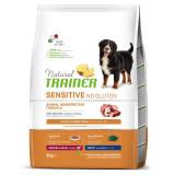 TRAINER Natural SENSITIVE No Gluten Adult Medium / Maxi Duck 3 kg
