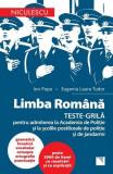 Cumpara ieftin Limba română. Teste-grilă pentru admiterea la Academia de Poliție și la școlile postliceale de poliție și jandarmi