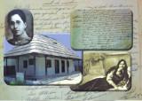 Carte postala CP GJ029 Targu Jiu - Casa memoriala Ecaterina Teodoroiu, Necirculata, Printata