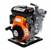Cumpara ieftin Motopompa apa curata Ruris MP40, 1.5 , 2.5 CP, benzina, 333 l min, Hmax. 14 m