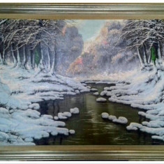 TABLOU LASZLO NEOGRADY (1896-1962), Peisaje, Ulei, Impresionism
