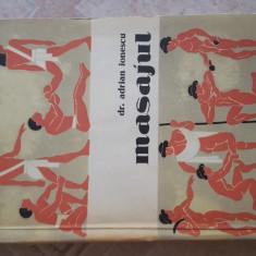 Masajul - Dr. Adrian Ionescu. 1970