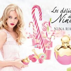 Nina Ricci Les Delices de Nina EDT 50ml pentru Femei