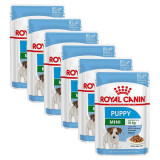 Cumpara ieftin Pliculeț Royal Canin Mini Puppy 6 x 85 g