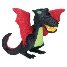 Pinata Dragon Negru, Amscan 12973, 1 buc