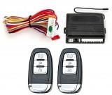 Cumpara ieftin Modul inchidere centralizata Tip AUDI cu 2 telecomenzi cu functie confort PREMIUM
