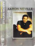 Caseta Aaron Neville - The Grand Tour, originala