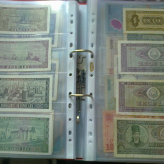folii pentru bancnote  1 leu buc.