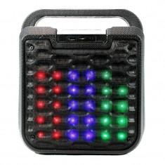 Boxa portabila cu bluethooth B19, 9 W, USB, suport microSD
