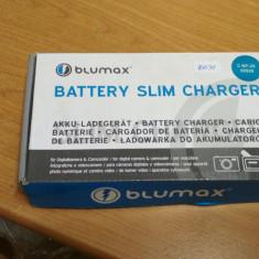 Battery Slim Charger blumax