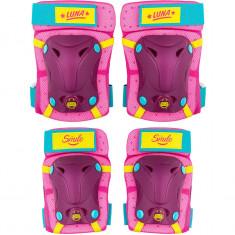 Set protectie Skate Cotiere Genunchiere Soy Luna Seven SV9025 B3302655