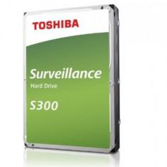 HDD Toshiba S300, 4TB, SATA-III, 5400 RPM, 128MB