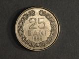 ROMANIA  25 BANI 1955 UNC