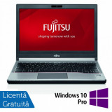 Laptop FUJITSU SIEMENS E733, Intel Core i5-3230M 2.60GHz, 8GB DDR3, 120GB SSD, 15.6 inch + Windows 10 Pro