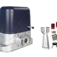 Kit Automatizare Poarta Culisanta cu Telecomanda Telecomenzi 800kg