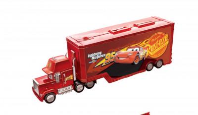 Set De Joaca Mack Mega Transportatorul Lui Fulger Mcqueen foto