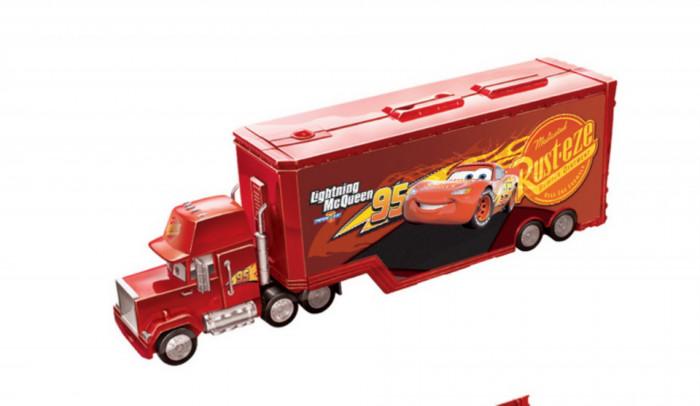 Set De Joaca Mack Mega Transportatorul Lui Fulger Mcqueen