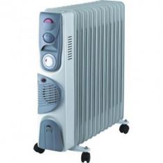 Calorifer electric 13 elementi 2900W (ventilator termostat timer) functie TURBO