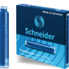 Patron Schneider stilou 6/cutie albastru | Schneider