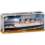 Set de construit Cobi, R.M.S Titanic, R.M.S Titanic 2840 piese - Editie Limitata