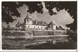 CPIB 15795 CARTE POSTALA - FAGARAS. CETATEA FAGARASULUI, RPR, Circulata, Fotografie