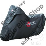 MBS Prelata / husa moto impermeabila premium 220x87x149, negru, sub 500cc, Cod Produs: 7115602MA