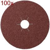 Klingspor - CS 561 - Fibrodisc, 150x22 mm, granulatie 40