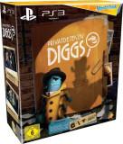 Wonderbook Diggs Nightcrawler PS3