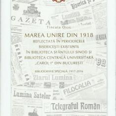 AS - OJOG TINCUTA - MAREA UNIRE DIN 1918