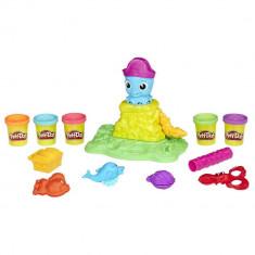 Pasta de modelat Play-Doh Caracatita voioasa Cranky