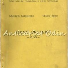 Chimie Organica. Curs - Gheorghe Surpateanu, Valeriu Sunel