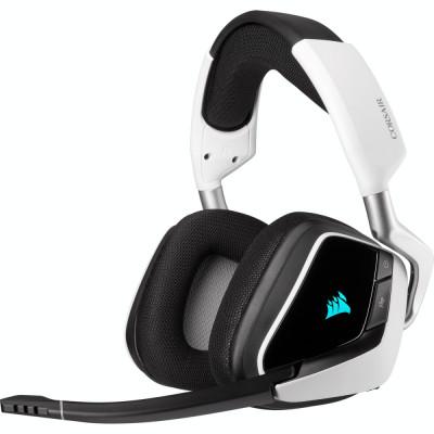 Casti Corsair Void Elite Wireless White foto