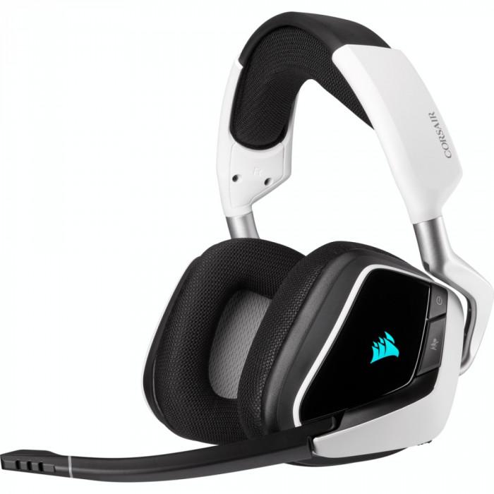 Casti Corsair Void Elite Wireless White