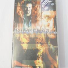 Caseta video VHS originala film tradus Ro - Intamplari Stranii