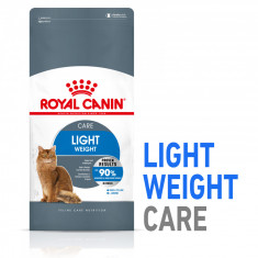 Royal Canin LIGHT WEIGHT CARE Hrana Uscata Pisica foto