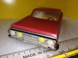 Bnk jc Bulgaria - masinuta de plastic cu frictiune - Chevrolet