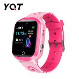 Cumpara ieftin Ceas Smartwatch Pentru Copii YQT Q13 cu Functie Telefon, Localizare GPS, Istoric traseu, Apel de Monitorizare, Camera, SOS, Joc Matematic, Roz, Cartel