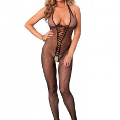 Catsuit Bare bottom bodystocking