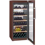 Vitrina pentru vin WKt 4552, 435 L, Clasa F, Iluminare LED, Liebherr