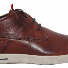 Pantofi barbati din piele s.Oliver 5-5-13609-30 305 cognac