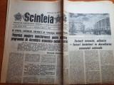 scanteia 7 februarie 1988-lansarea filmului extemporal la dirigentie