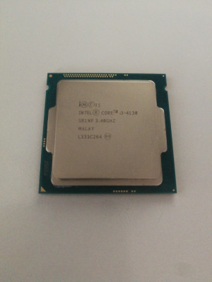 Procesor PC Desktop i3-4130 foto