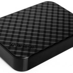 HDD Extern Verbatim Store 'n' Save , 2TB, USB 3.0 (Negru)