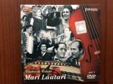 MARI LAUTARI CANTECE DE COLECTIE DVD VOL I jurnalul NATIONAL muzica populara
