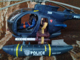 Police Force elicopter jucarie copii 35 cm