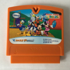 VTech V Smile Motion Games Disney Mickey Mouse Clubhouse 2009