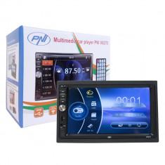 Resigilat : Multimedia player auto MP3 / MP4 / MP5 PNI V6270 cu touchscreen BT, US