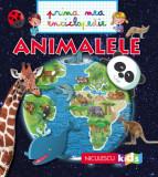 Animalele - Prima mea enciclopedie