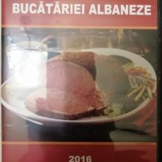 Din tainele bucatariei albaneze, ebook, 2016